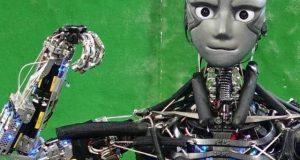 ورزش کرنے اور پسینہ بہانے والے جاپانی روبوٹ