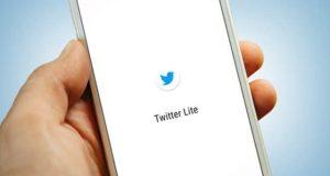 کم ڈیٹا استعمال کرنے والا، ہلکا پھلکا 'ٹویٹر لائٹ'