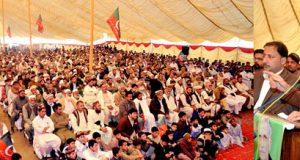 2018 انتخابات میں تحریک انصاف کلین سویپ کرے گی: پرویز خٹک