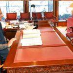 پارٹی کہے گی، تو اسمبلی تحلیل کردوں گا وزیر اعظم شاہد خاقان عباسی