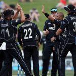 پاکستان کے خلاف ٹی ٹوئنٹی سیریز کے لیے نیوزی لینڈ کے اسکواڈ کا اعلان