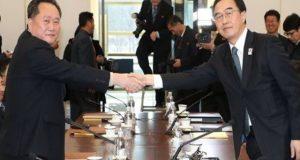 شمالی کوریا کا سرمائی اولمپکس میں شرکت کا اعلان