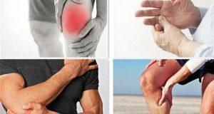 ہلکی چوٹ پر زیادہ تکلیف دینے والے پانچ جسمانی حصے