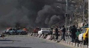 کابل، بھارتی سفارتخانے پرمیزائل حملہ، عمارت کو جزوی نقصان