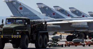 شام میں روس کے فضائی اڈوں پر ڈرون حملے