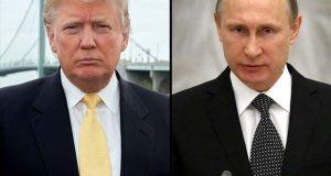 روسی صدر شمالی کوریا پر عائد عالمی پابندیوں کو سبوتاژ کررہے ہیں، ٹرمپ