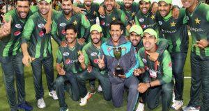 پاکستان نے نیوزی لینڈ کیخلاف ٹی ٹوئنٹی سیریز 1-2 سے جیت لی