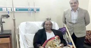 کامیڈین امان اللہ ہسپتال میں زیرعلاج