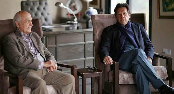 اسلام آباد، چیئرمین پی ٹی آئی عمران خان سے تحریک انصاف جنوبی پنجاب کے صدر ملاقات کر رہے ہیں