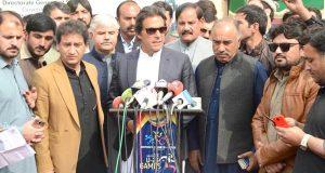 عمران خان نے اسلام آباد میں بڑے پاور شو کا اعلان کر دیا