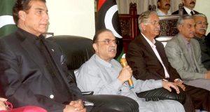 پنجاب حکومت ریاست کیخلاف بغاوت کروا رہی ہے،آصف زرداری