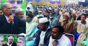 کرپٹ سیاستدانوں نے ہمیشہ قوم کو دھوکا دیا: پرویز خٹک