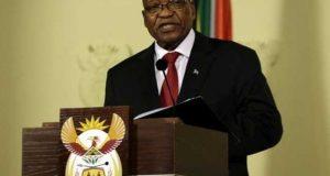 جنوبی افریقہ کے صدر جیکب زوما نے کرپشن الزامات پر استعفی دے دیا