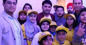 پشاور زلمی کو سپورٹ کرنے پر کپل شرما کو شدید تنقید کا سامنا