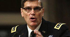 پاکستان دہشتگردوں کے محفوظ ٹھکانوں سے متعلق خدشات دور کررہا ہے، جنرل جوزف