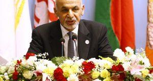 پاکستان سے مذاکرات چاہتے ہیں، افغان صدر اشرف غنی