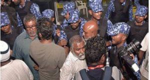 مالدیپ کی فوج نے پارلیمنٹ پر قبضہ کرکے ارکان اسمبلی کو گرفتار کرلیا