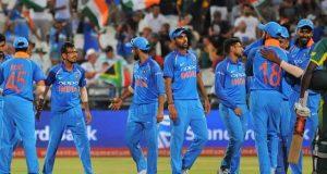 بھارت نے جنوبی افریقہ کو تیسرے ون ڈے میں ہرا دیا