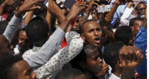 افریقی تارکین وطن کو اسرائیل چھوڑنے کا حکم