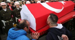شام: کرد جنگجوؤں سے جھڑپ میں 8 ترک فوجی مارے گئے