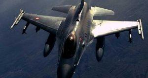 ترک فضائیہ کی عراق میں کارروائی کے دوران  49 کرد جنگجو ہلاک