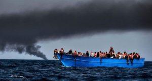 لیبیا میں کشتی الٹنے سے 'پاکستانیوں سمیت درجنوں ہلاک'