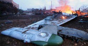 شامی باغیوں نے روس کاجنگی جہاز مار گرایا