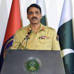 کلبھوشن کو اپیل کا حق دینے کیلئے آرمی ایکٹ میں ترمیم ،قیاس آرائیاں ہیں: میجر جنرل آصف غفور