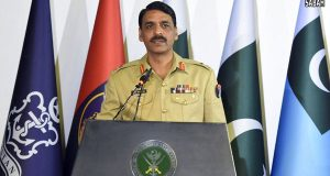 مسلح افواج نے ملکی سرحدوں کا بہادری سے بھرپو ردفاع کیا ہے، میجر جنرل آصف غفور
