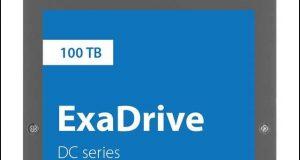 ایک لاکھ جی بی سے بھی زیادہ گنجائش والی ڈسک ڈرائیو تیار