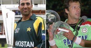 یونس خان نے عمران خان کو 'آل ٹائم الیون ٹیم' کا کپتان چن لیا