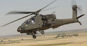 بھارت نے امریکا سے اپاچی ہیلی کاپٹرز مانگ لیے