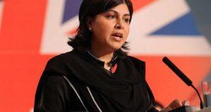 داعش کی حمایت کا الزام؛ سعیدہ وارثی یہودی اخبار کیخلاف مقدمہ جیت گئیں