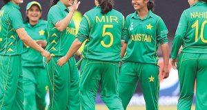 ٹی ٹوئنٹی؛ پاکستان ویمن ٹیم نے سری لنکا کو ایک وکٹ سے شکست دیدی