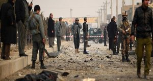 افغان صوبے ہلمند میں کار بم دھماکا، 14افراد ہلاک اور40 زخمی