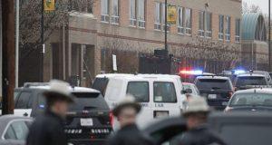امریکا میں اسکول میں فائرنگ سے 3 افراد زخمی