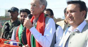 مشکل میں گھرے وطن عزیز کیلئے عمران خان امید کی کرن ہیں،پرویز خٹک
