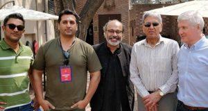 پی ایس ایل کے غیرملکی کمنٹیٹرز کے لاہور میں سیر سپاٹے