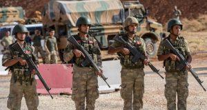 شام کے علاقے عفرین میں جھڑپوں کے دوران 8 ترک فوجی ہلاک،13 زخمی