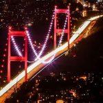 ترکی میں پل کو پاکستانی پرچم والے رنگوں سے منورکیا جائے گا