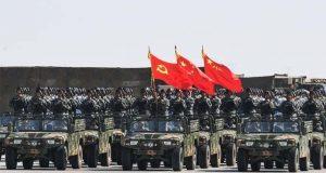 چین کا دفاعی بجٹ کی مد میں 175 ارب ڈالر مختص کرنے کا اعلان
