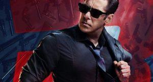 سلمان خان کی فلم ' ریس تھری ' کا پوسٹر جاری