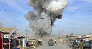 افغان فضائیہ کی مدرسے پر بمباری سے درجنوں افراد ہلاک
