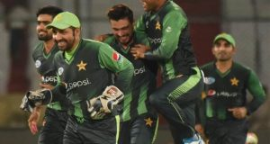 پہلا ٹی ٹوئنٹی؛ پاکستان نے ویسٹ انڈیز کو 143 رنز سے شکست دیدی