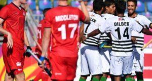 کامن ویلتھ گیمز؛ پاکستان اور انگلینڈ کا مقابلہ 2-2 سے برابر