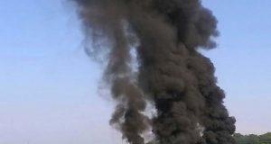 الجزائر میں فوجی طیارہ گر کر تباہ، 257 اہلکار ہلاک