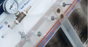 سمندری پانی کو میٹھا بنانے والا جدید آلہ ایجاد
