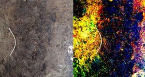 کینیڈا کے جزیرے سے 13 ہزار سال پرانے نقش پا دریافت