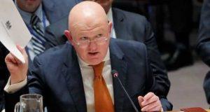 برطانیہ الزام تراشی کرکے آگ سے کھیل رہا ہے اسے معافی مانگنا ہوگی، روس