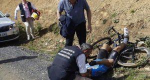 بیلجیئم کا سائیکلسٹ ریس کے دوران دل کا دورہ پڑنے سے ہلاک